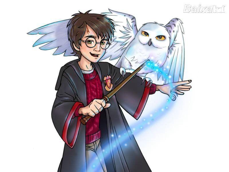 Harry Potter Manga